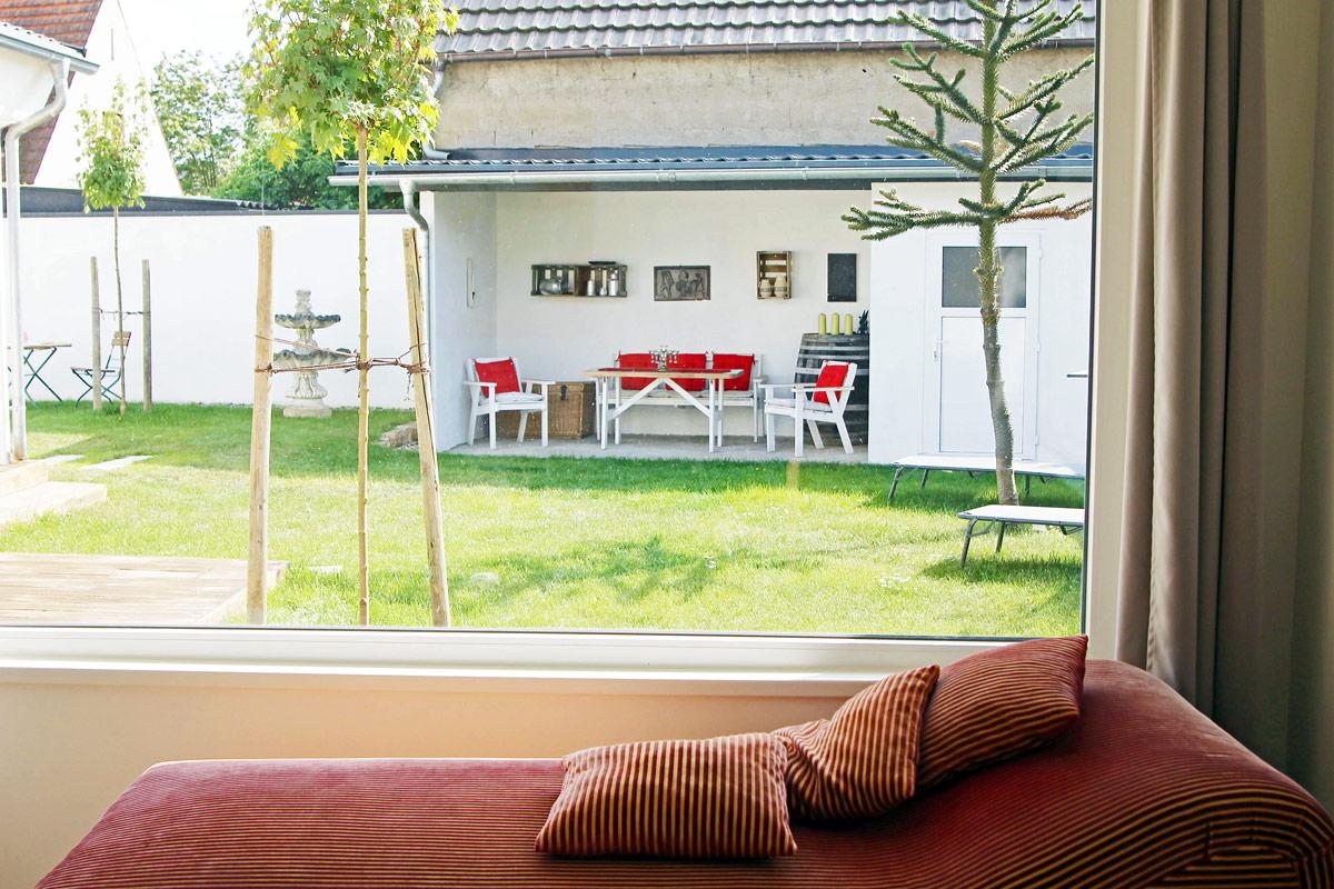 Aussen – Haus | Ferienhaus Stella Volkach